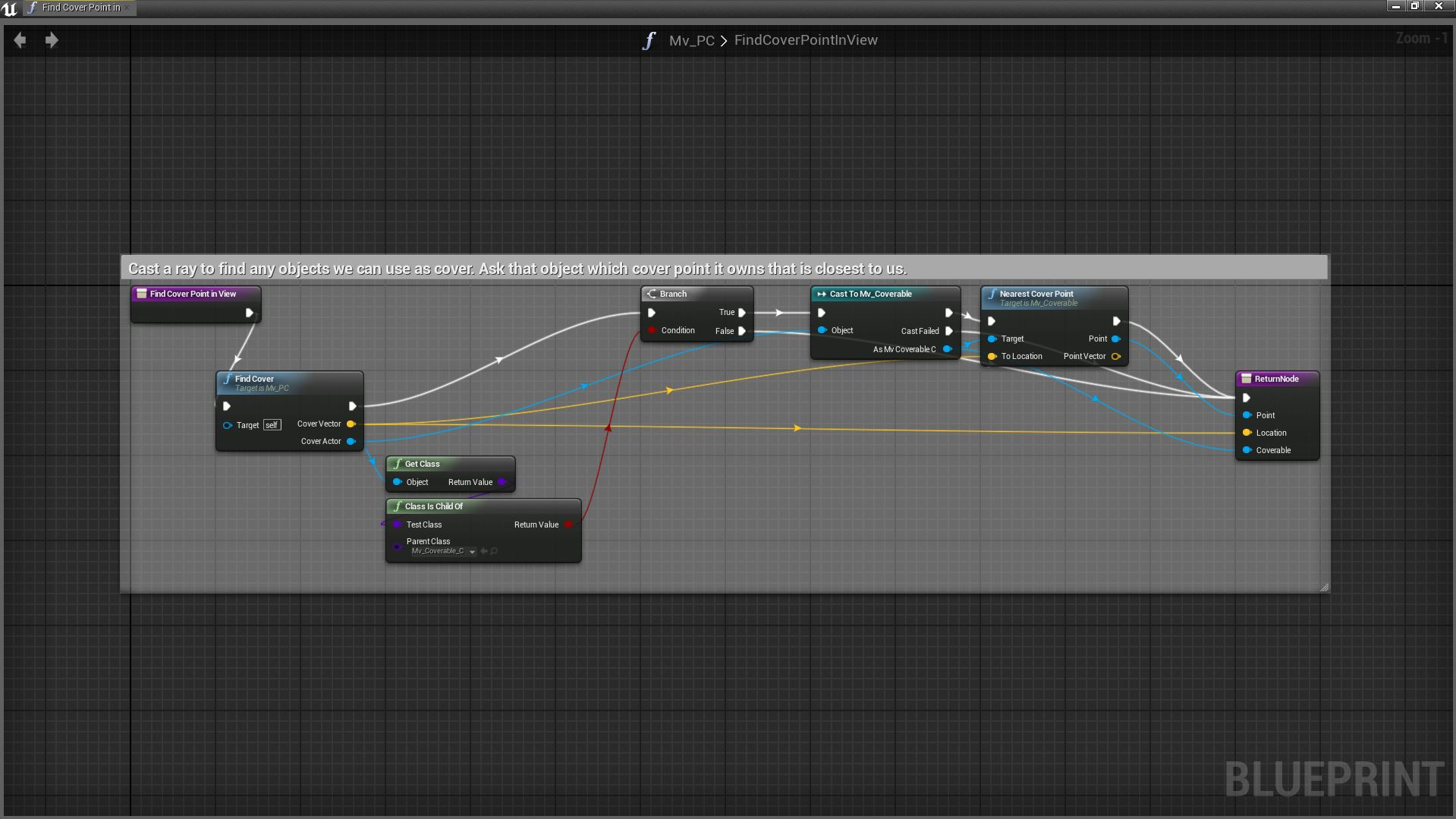 Using blueprints in unreal engine 4 slimming down the list malvernweather Gallery