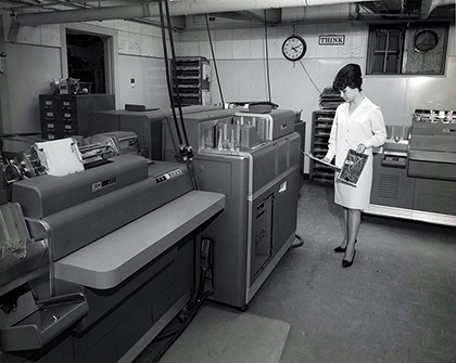 IBM Accounting Machine