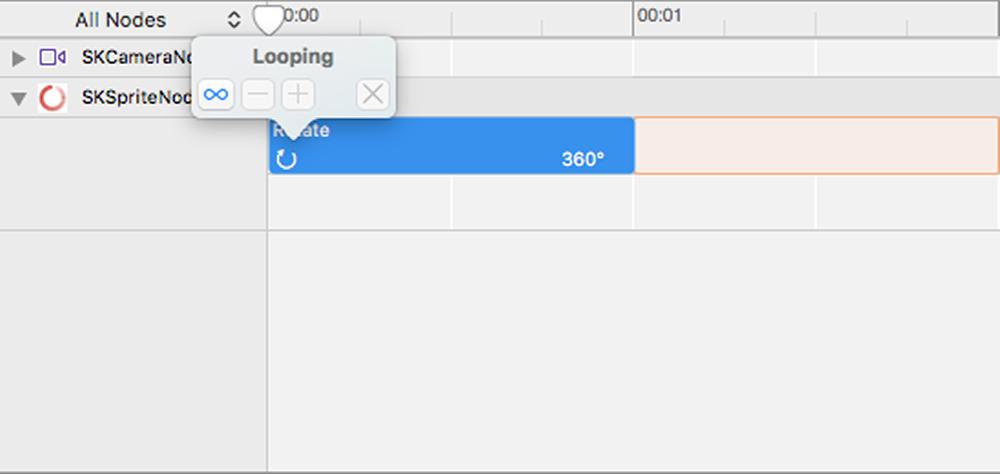Using SpriteKit to create custom watchOS loading animations