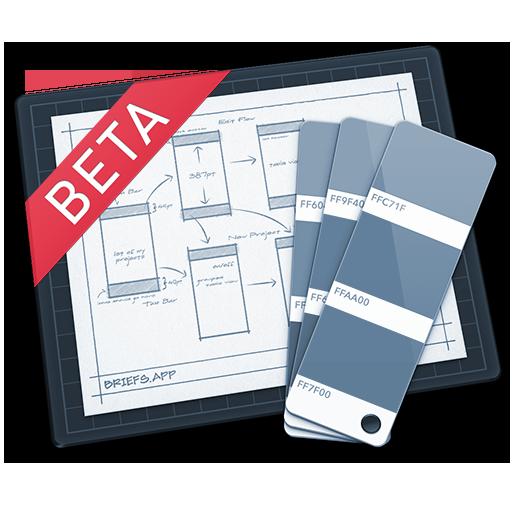briefs beta logo