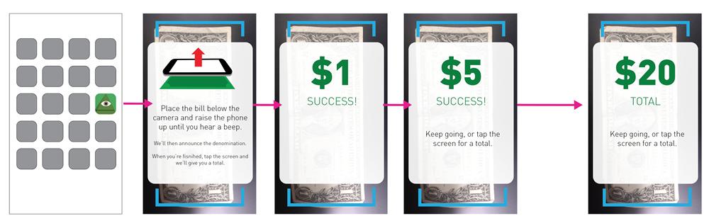 Money Folder App