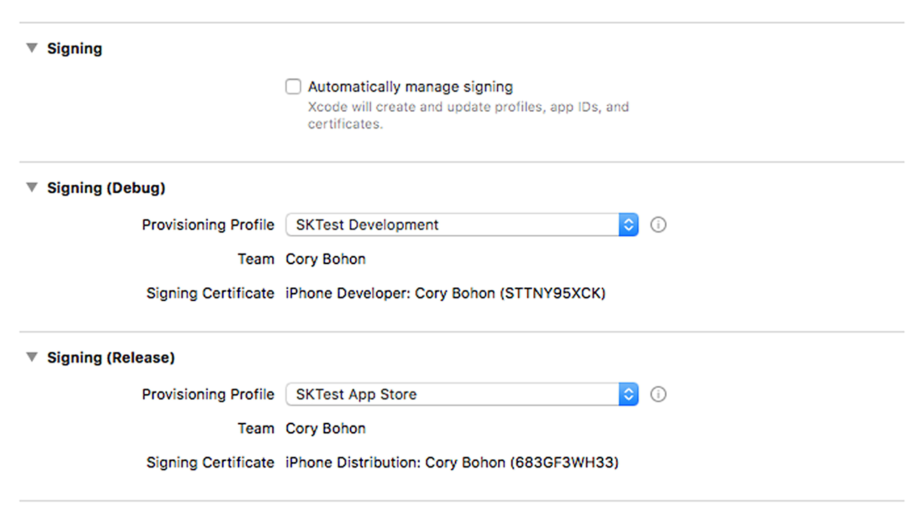 Demystifying iOS Provisioning Part 2: Creating and assigning