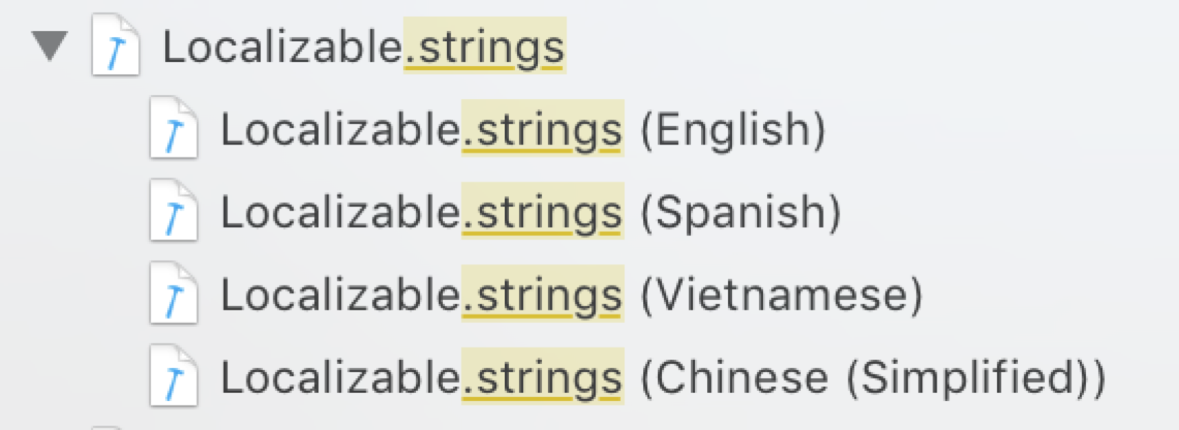 Where the &$!#% is Localizable strings?!?